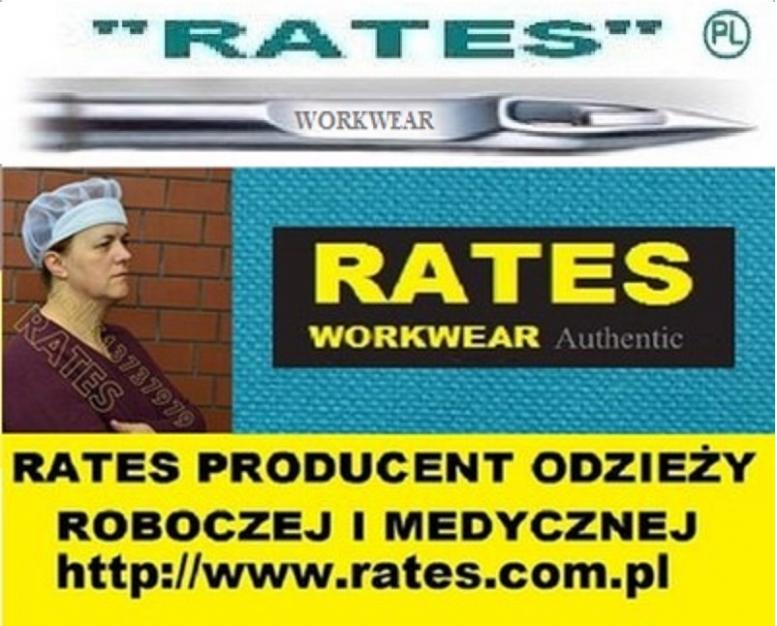 WORKWEAR RATES